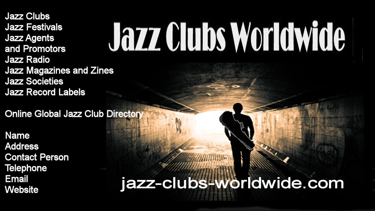 Jazz Clubs Worldwide Databse